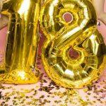 Que faire pour célébrer ses 18 ans ?